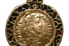 Clip Art - Roman Jewelry Gold