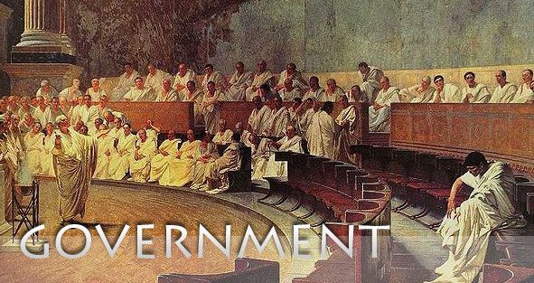 government-roman-banner