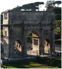 Arch of Constantine (Arco di Costantino) copy
