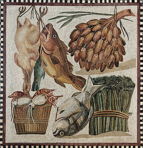 meat ancient rome